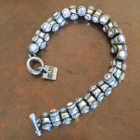 e949a2acaa0d Otazu Swarovski crystal bracelet. M 5a9b2ddd2ae12f7cf56ec6a5